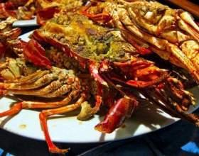 Кулінарне застосування морепродуктів фото