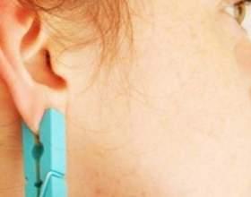 Лікування хворих органів за допомогою прищіпки на вусі фото