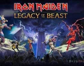 Legacy of the beast: мобільна rpg від iron maiden фото