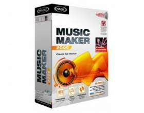 Magix music maker - відомий аудіоредактор фото
