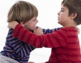 Малюк-забіяка: причини і методи корекції поведінки фото