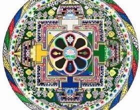 Мандала-медитація - практика глибокого споглядання крок за кроком фото