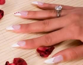 Матеріали для нарощування нігтів фото