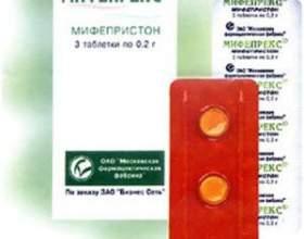 Медикаментозний аборт - відгуки фото