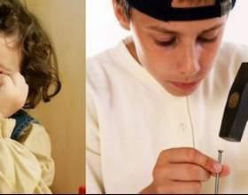 Повільний дитина: чому він повільно їсть, пише і навіть какає? фото