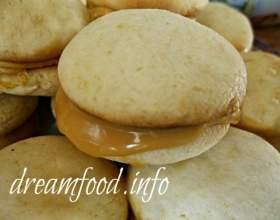 Медове печиво з кремом фото
