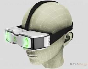 Microsoft готує свій шолом віртуальної реальності фото