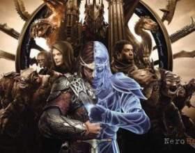 Middle-earth: shadow of war - представлений трейлер, гра вийде влітку 2017 року фото