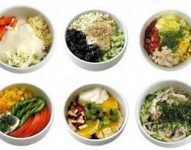 Міні - салатики (6 найсмачніших варіантів) фото
