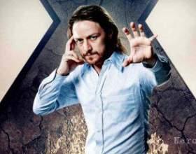 Містер ікс: фантастичні ролі джеймса макевоя фото