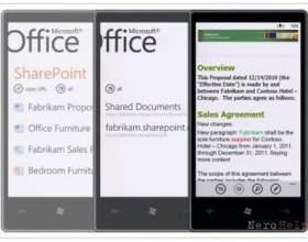 Мобільний office 365 фото