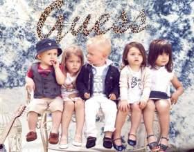 Модний дитячий одяг в 2013 році (фото) фото