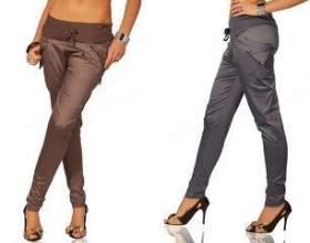 Модні жіночі брюки 2013, весна-літо. Що носять дівчата в цьому році? фото