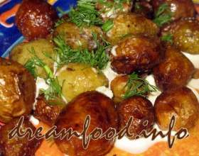 Молода картопля по-закарпатськи фото