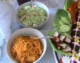 Морква по-корейськи фото