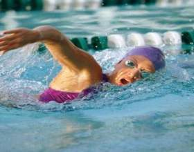 Чи можна схуднути, займаючись плаванням? фото
