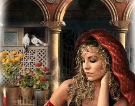Мудра притча. Чотири дружини султана фото