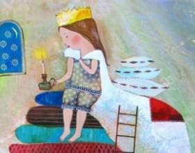 Мудра казка про принцесу і стамесці фото