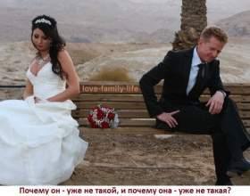 Чоловік не такий, дружина не така, як вони хочуть, чому? фото