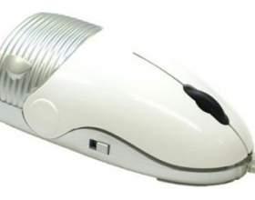Мишка-пилосос: унікальний пристрій для завзятих комп`ютерників фото