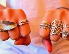 На який палець надівається кільце? Коригуємо жіночу долю фото