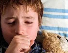 Минаючий кашель у дитини фото