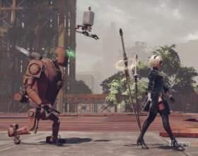 Nier: automata - представлений другий сюжетний трейлер гри фото