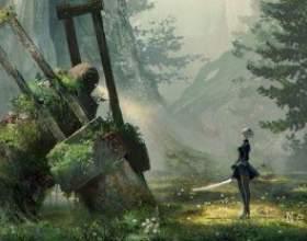 Nier: automata - розробка гри підійшла до кінця, проект відправлений до друку фото
