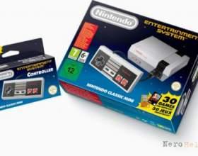 Nintendo анонсувала консоль nintendo classic mini: nintendo entertainment system фото