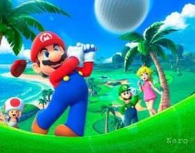 Нове доповнення до mario golf: world tour фото