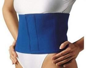 Про видах поясів для схуднення фото