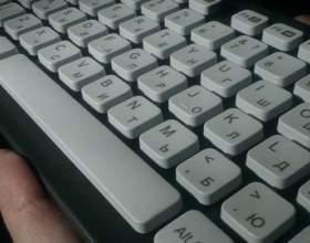 Огляд клавіатури logitech k310 washable, відгуки, фото, ціна фото