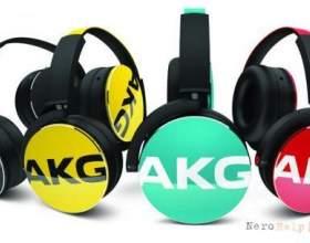 Огляд навушників akg y50 фото