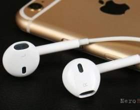 Огляд навушників apple earpods lightning фото