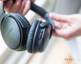 Огляд навушників з шумозаглушенням bose quietcomfort 35 фото
