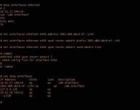 Огляд мережевої операційної системи vyatta core фото