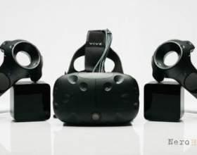Окуляри віртуальної реальності htc vive надійшли в продаж фото