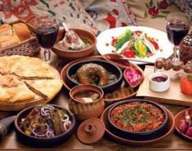 """Особливості грузинської кухні С""""РѕС'Рѕ"""