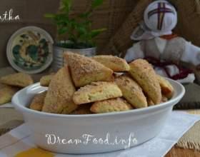 Печиво домашнє з ароматною посипкою фото