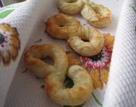 Печиво вісімки з сиром фото