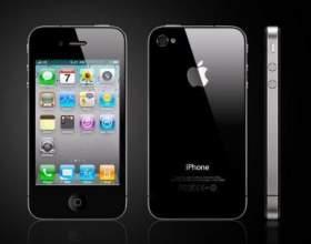 Перше включення iphone 4s після покупки фото