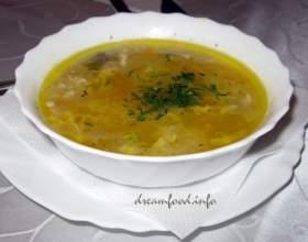 Пілешка - болгарський курячий суп фото