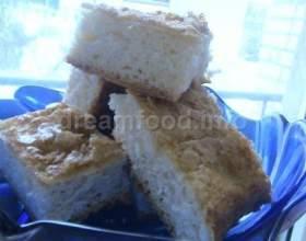 Пиріг відкритий з корицею фото