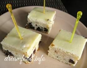 Пиріг з чорносливом і шоколадом на кожен день фото