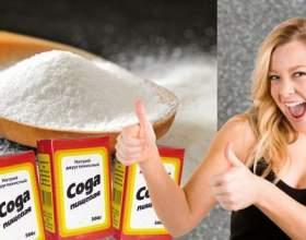 Харчова сода сприяє росту волосся в найкоротші терміни! фото