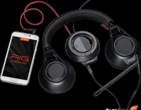 Plantronics rig surround: мікшер плюс об`ємний звук фото