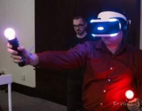 Playstation vr буде поставлятися в комплекті з зовнішнім обчислювальним блоком, підтверджено підтримку шолома в 50 іграх фото