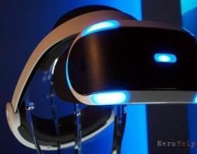 Playstation vr - sony представила новий трейлер шолом віртуальної реальності для playstation 4 фото