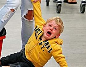 Чому дитина погано поводиться з мамою, а з іншими добре? фото