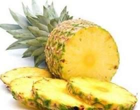 Схуднути допоможе ананас фото